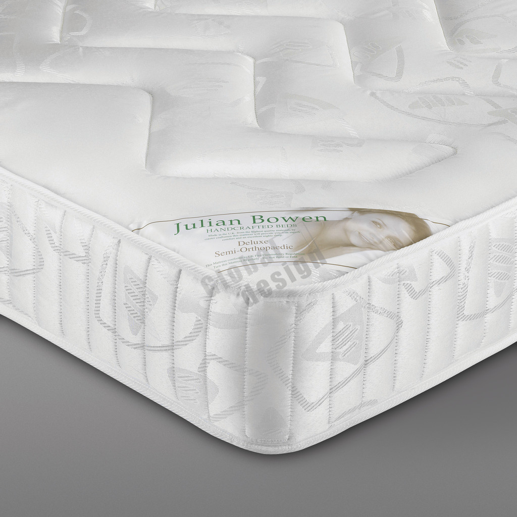 Матрас Julian Bowen Deluxe Semi Orthopaedic Mattress 90